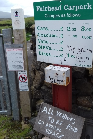 Fairhead Car Park
