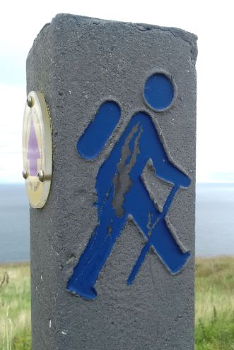 Irish Waymarker