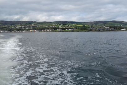 Leaving Greencastle