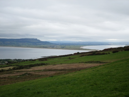 Binevenagh & Magilligan Point